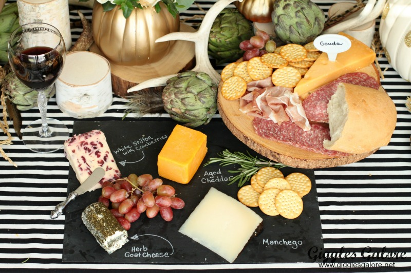 The Perfect Cheese Tray