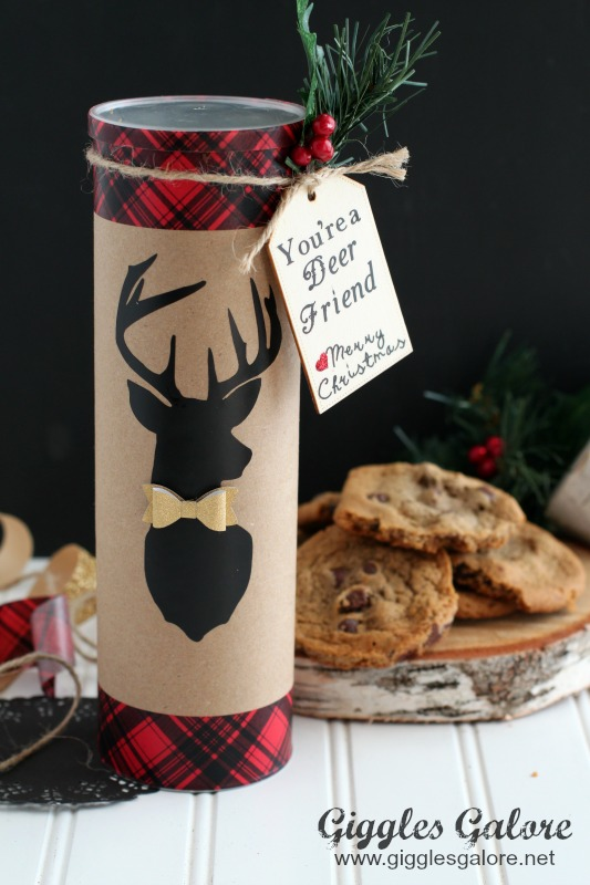 you are a deer friend christmas cookie gift - Christmas Cookie Gift Ideas