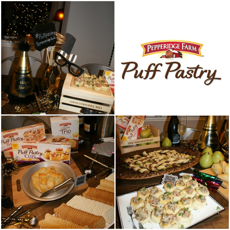 Pepperidge Farm Puff Pastry NYE