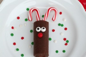 Reindeer Ho Ho Treat