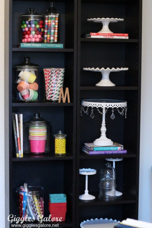 Craft Room Entertaining Storage