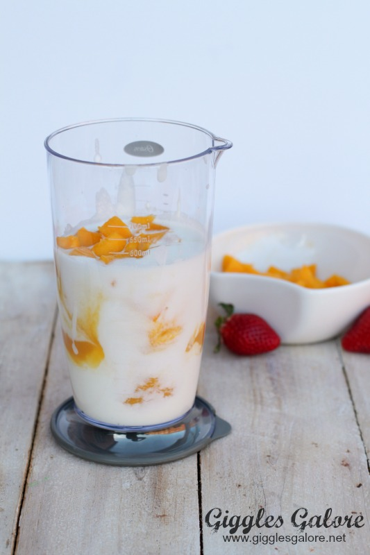 Creamsicle Breakfast Smoothie Mix