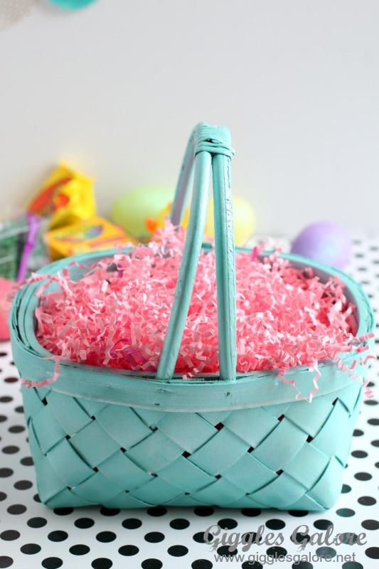 Easter Basket and Filler