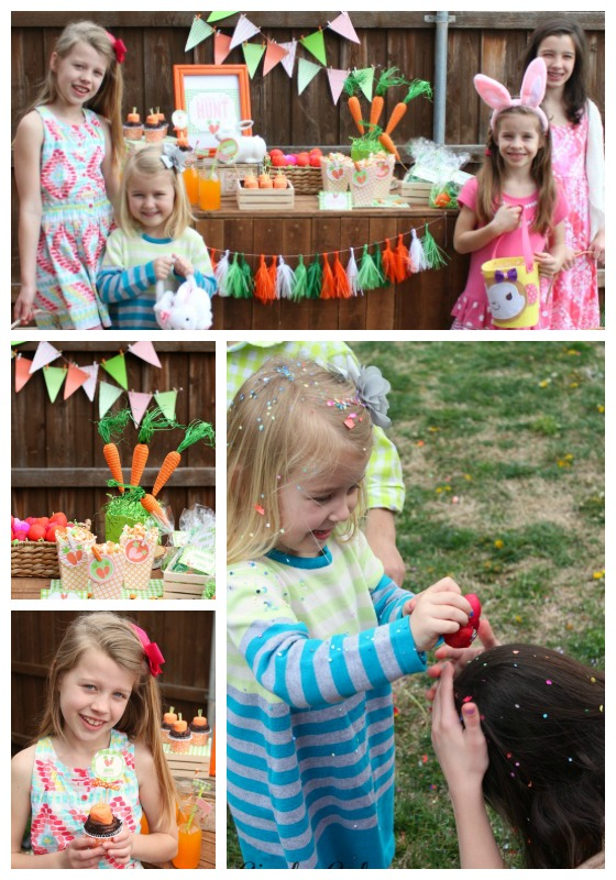 Easter Egg Hunt Party Fun