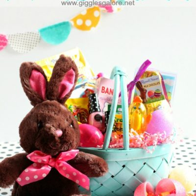 Building the Perfect Easter Basket + Giveaway