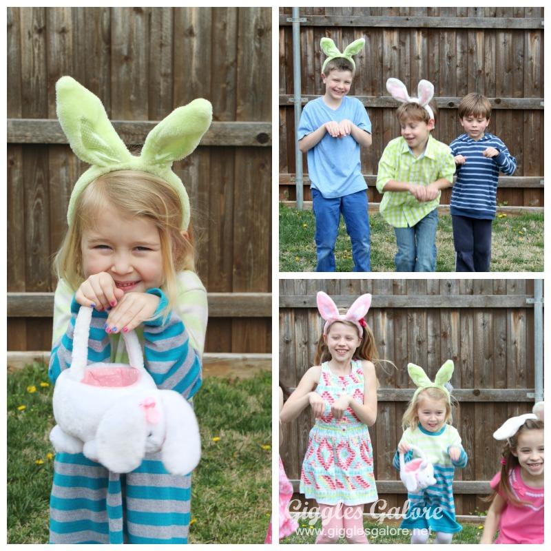 Kids Bunny Hop