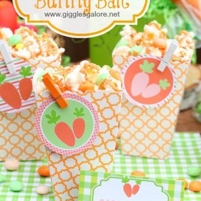 Carrot Cake Bunny Bait