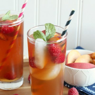 Perfect Peach Tea Recipe
