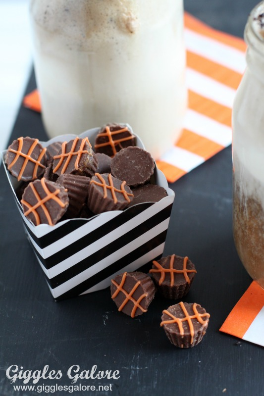 REESEs Basketball Treats