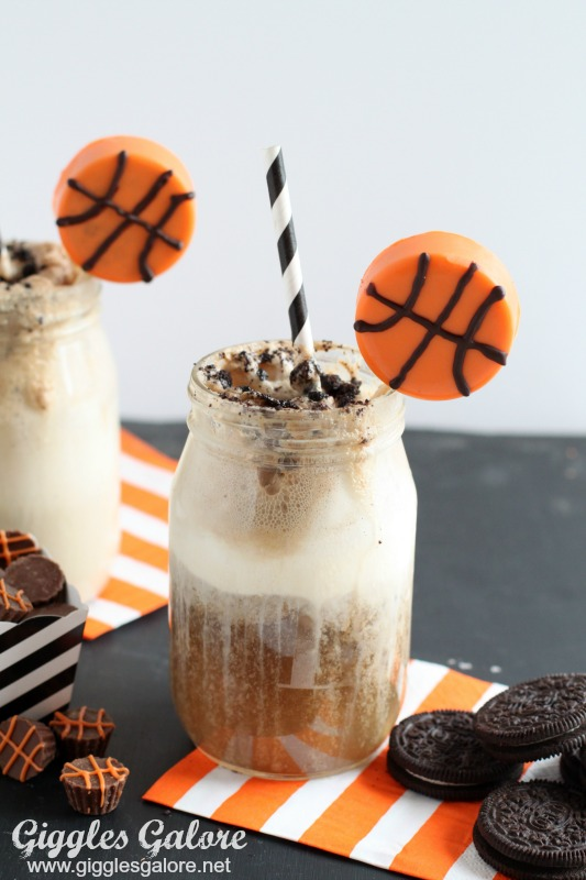 Slam Dunk Coke Float