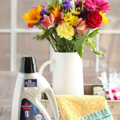 Spring Cleaning Tips and Printable Checklist