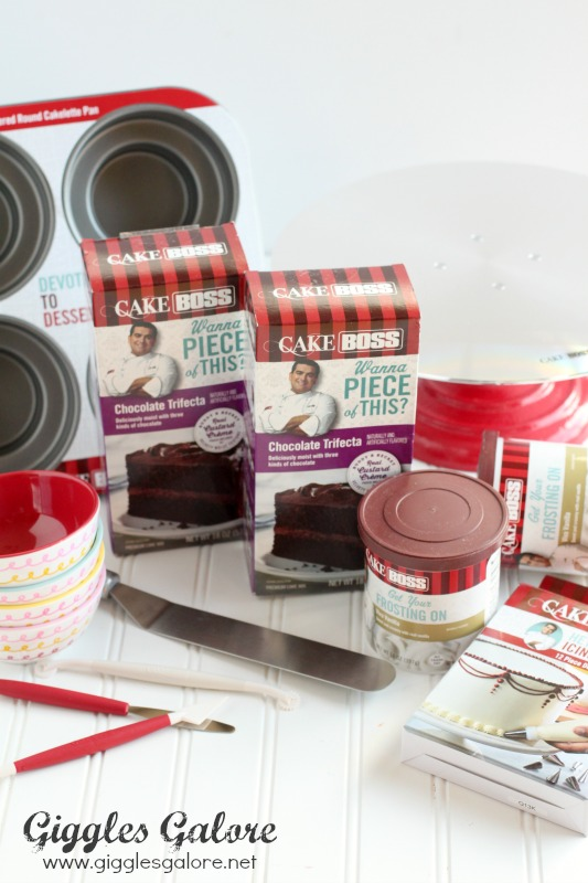 Cake Boss Supplies