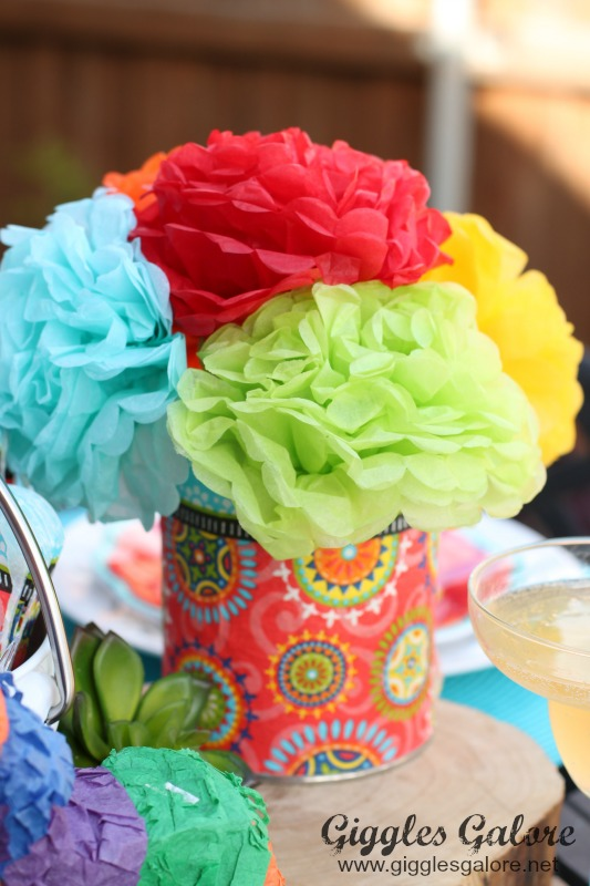 Cinco De Mayo Centerpiece