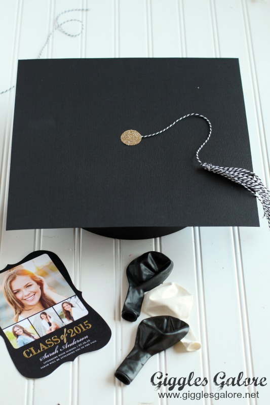 DIY Graduation Caps