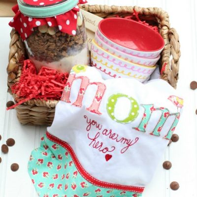 DIY Mother's Day Gift Basket