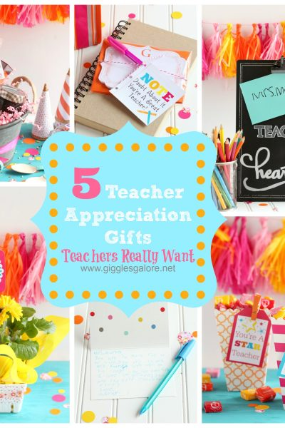 Michaels makers teacher appreciation gifts