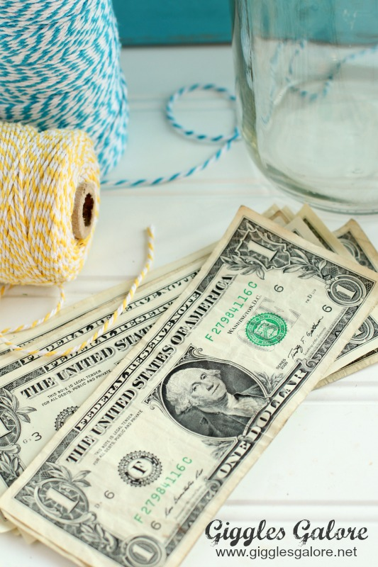 Reasons We Love You Money Gift