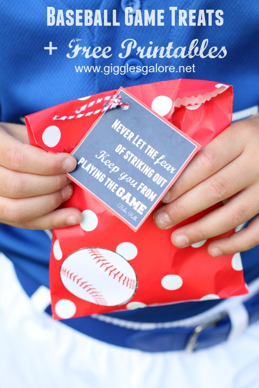 Baseball Game Treats_Giggles Galore