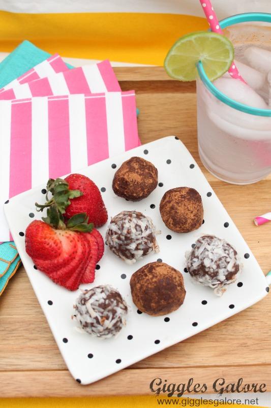 Chocolate Avocado Truffles_Healthy Treat