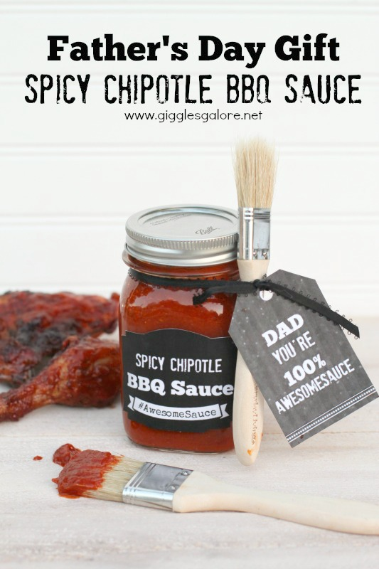 Fathers-Day-Gift-Spicy-Chipotle-BBQ-Sauce_Giggles-Galore