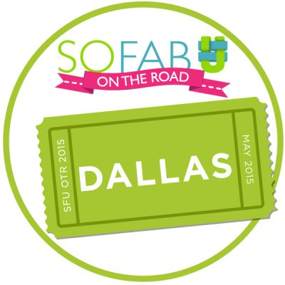SoFabU On The Road Dallas