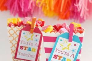 You're a STAR Teacher Appreciation Gift
