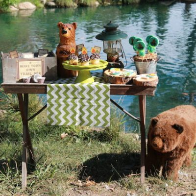 Summer Camping Party