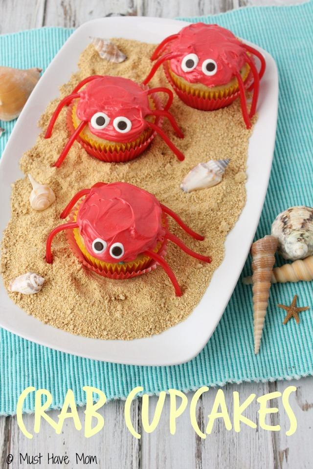 Crab-Cupcakes
