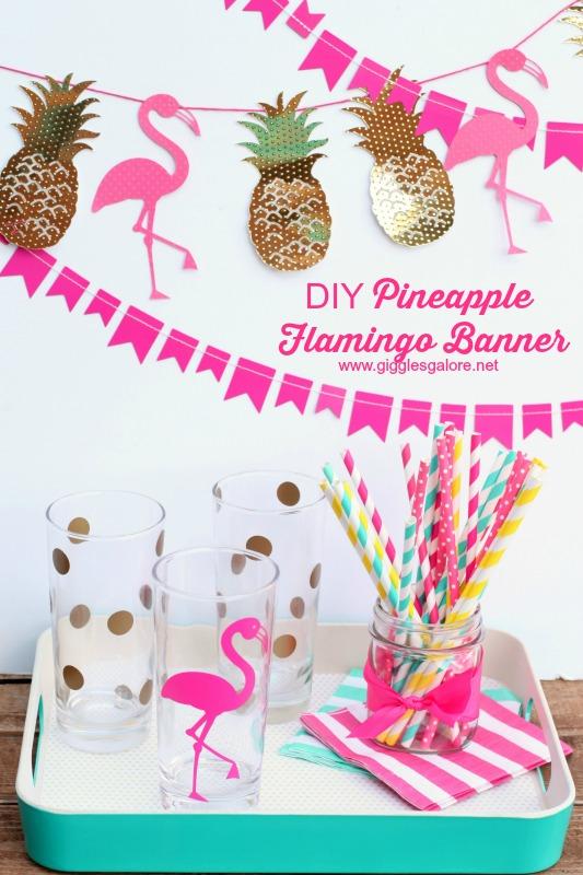 flamingo pineapple party ideas on birthday cake pink tumblr