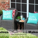 Fabulous Front Porch Makeover