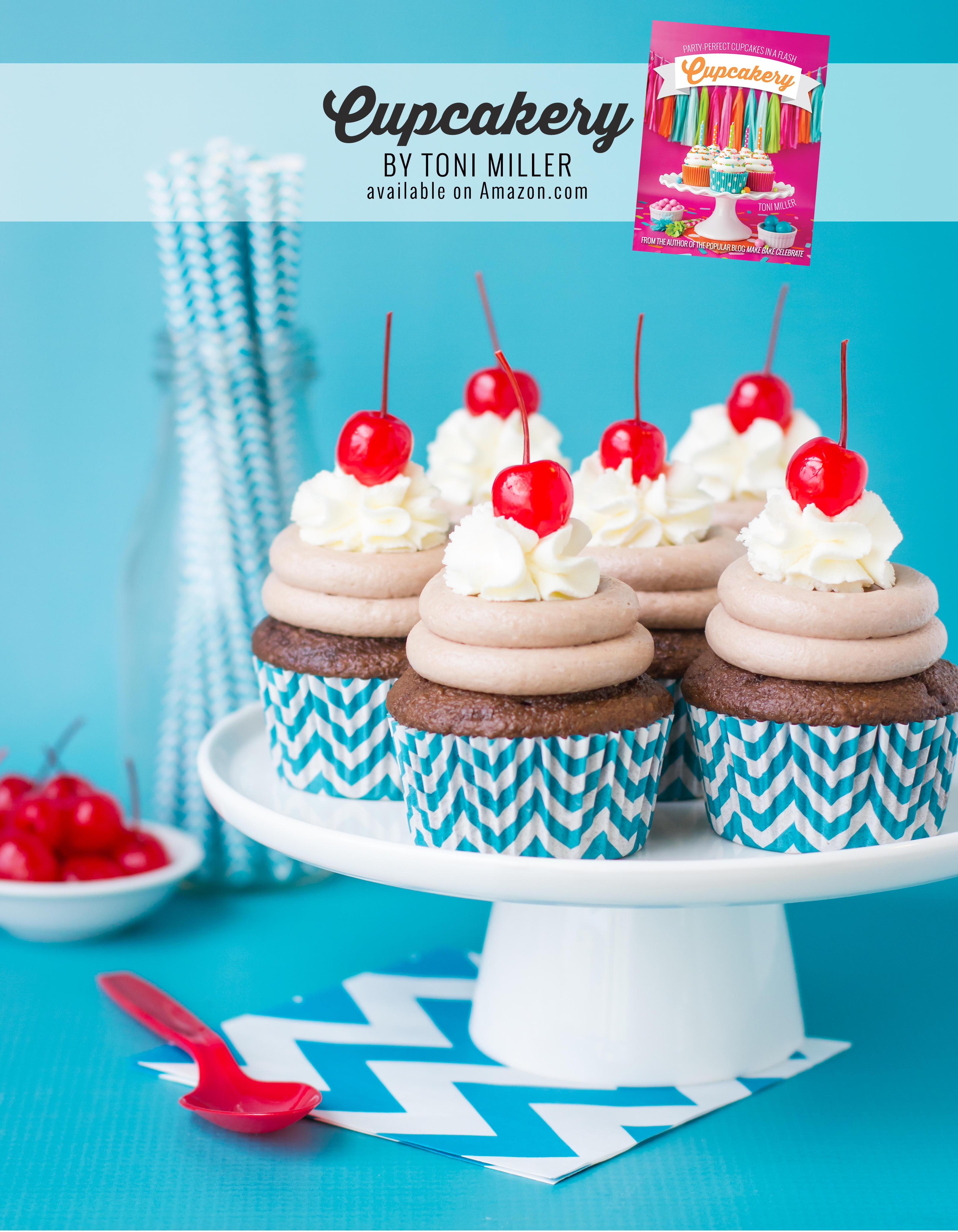 Cupcakery Book Review & Giveaway - Giggles Galore