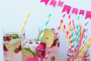 Pink Flamingo Party Drink