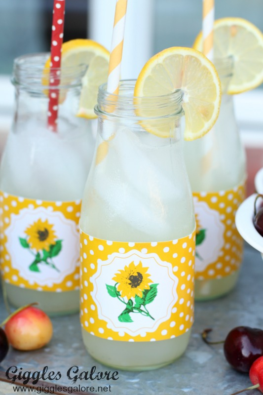 Backyard BBQ Lemonade