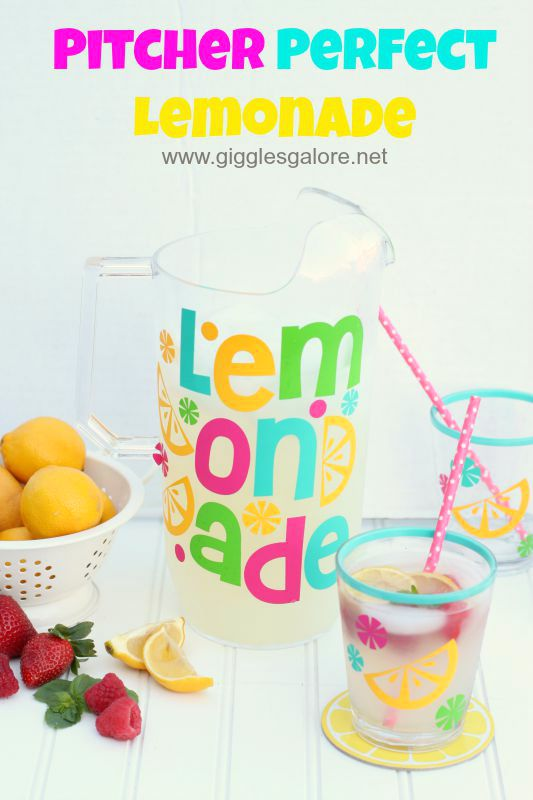 Pitcher Perfect Lemonade_Giggles Galore