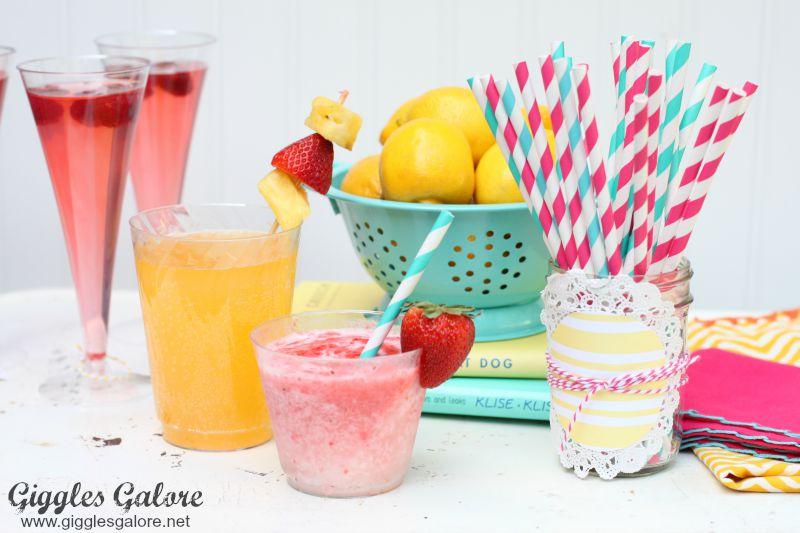 Strawberry Coco Loco Drink Recipe