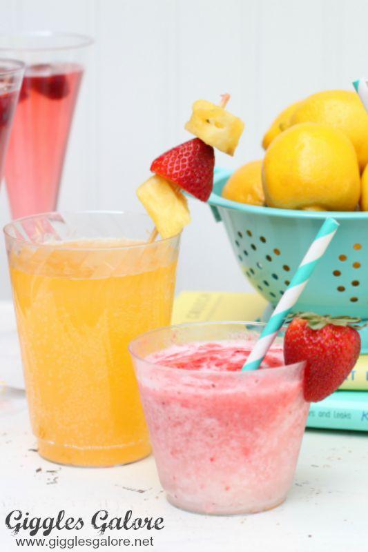 Strawberry Coco Loco Mocktail Recipe
