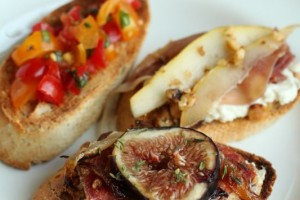 Gourmet Bruschetta Recipes_Giggles Galore