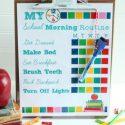 My School Morning Routine