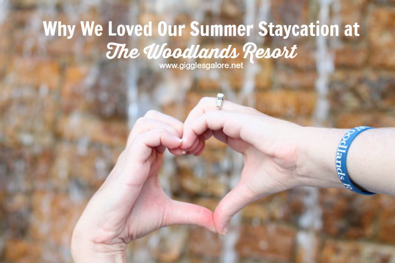 Why We Loved Our Summer Staycation at Woodlands Resort