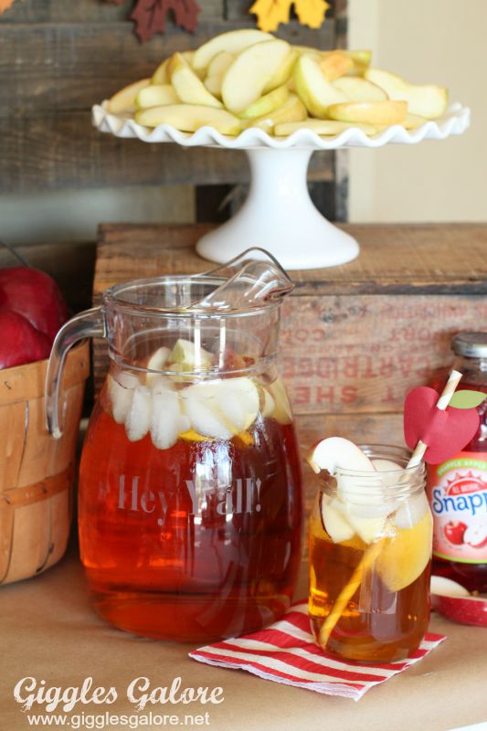 Apple Pie Punch