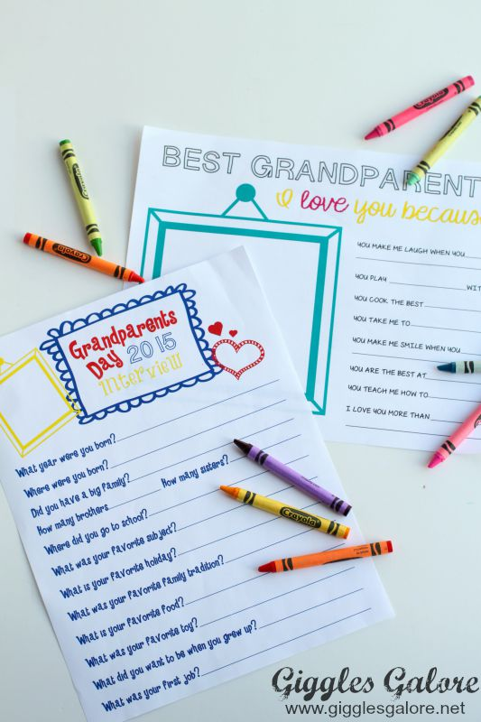 Grandparents Day Interview 2015