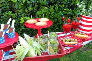 Simple Labor Day Party Ideas
