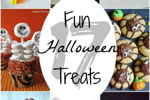 17 Fun Halloween Treats