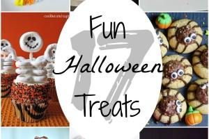 17 Fun Halloween Treats