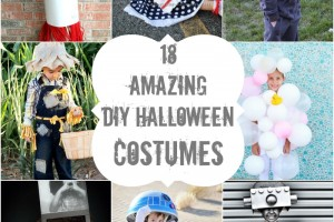 18 diy halloween costumes pinterest