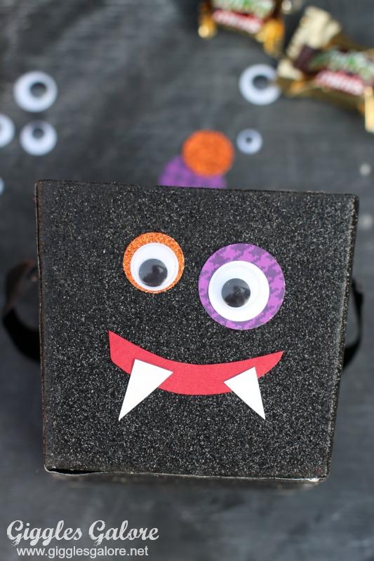 Bat Boo Kit Face