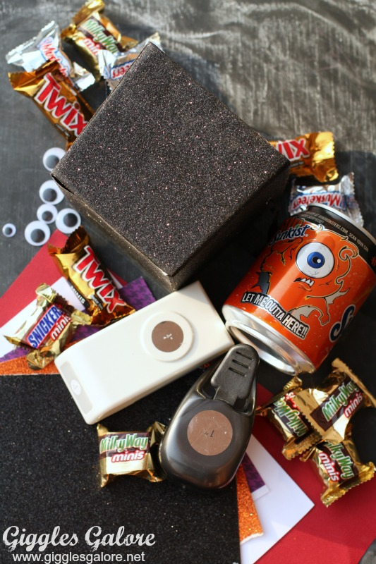 Bat Boo Kit Supplies