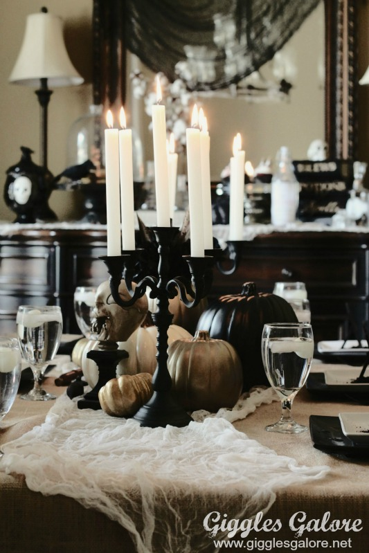 Ordinary Murder Mystery Dinner Party Ideas Part - 6: Pin This · Black Candelabra Murder Mystery Dinner Party