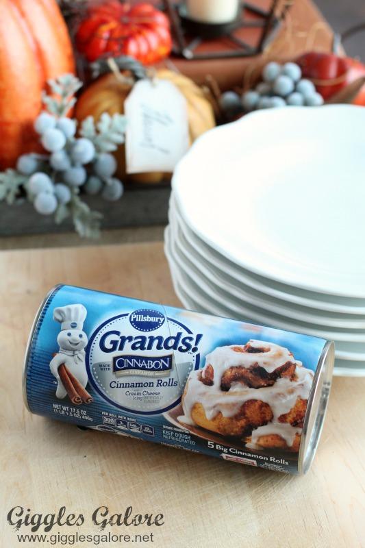 Grands Cinnabon Cinnamon Rolls