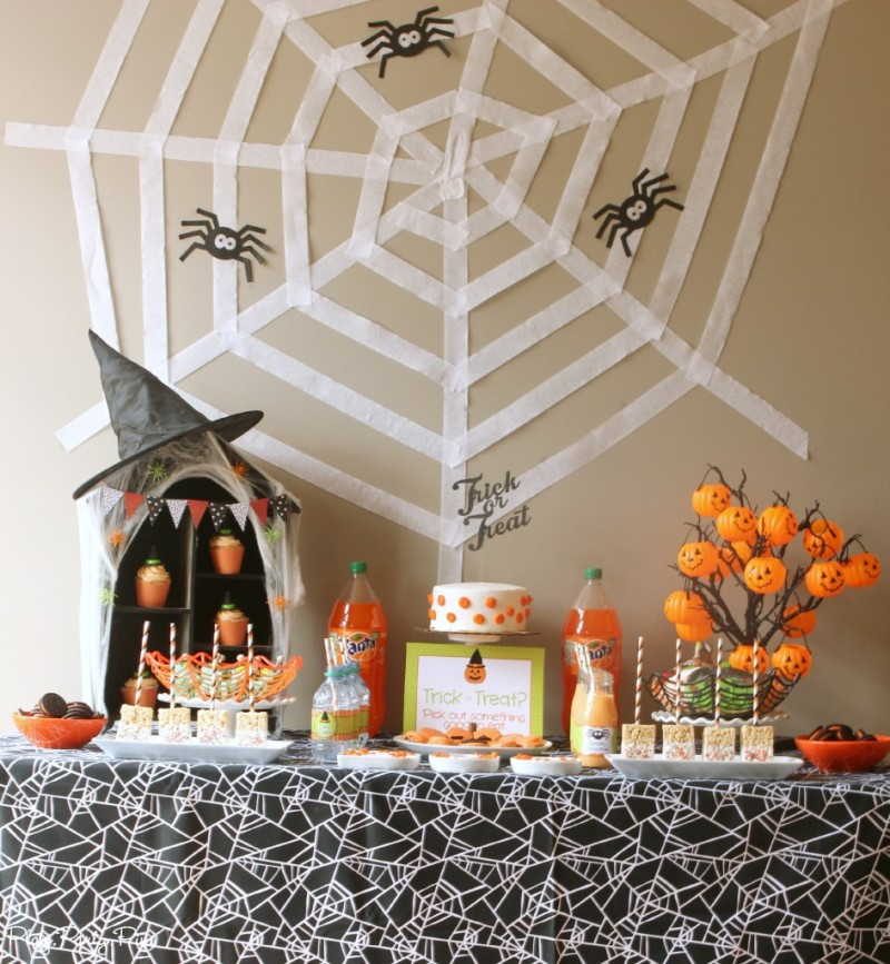 Halloween Party with Printables